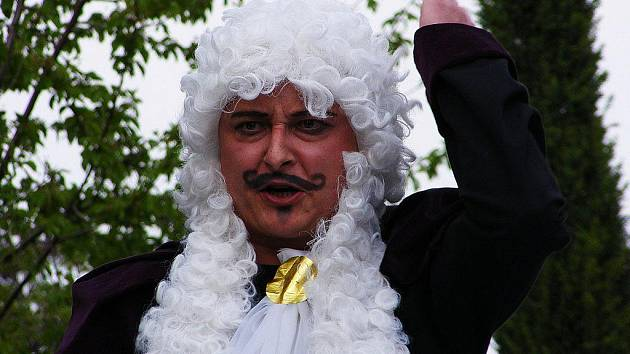Gabriel Markovič coby Boblig