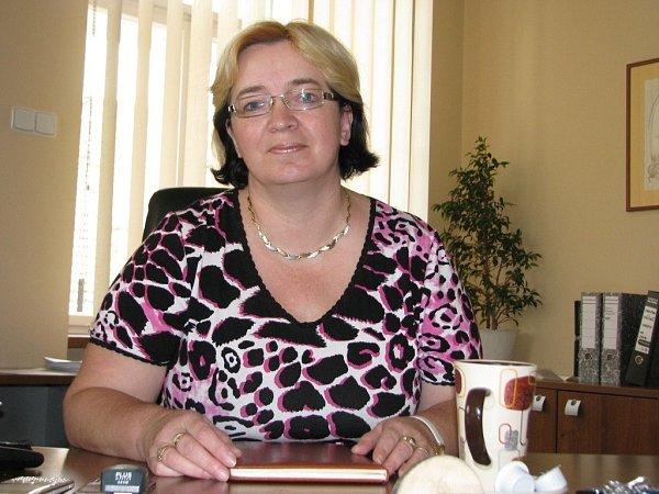 Jana Zwyrtek Hamplová se novou starostkou Mohelnice stala 17.dubna letošního roku.