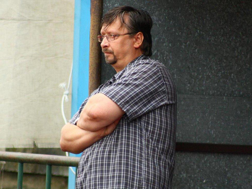 Velké Losiny vedl proti Šumperku exuničovský kouč Zdeněk Strouhal