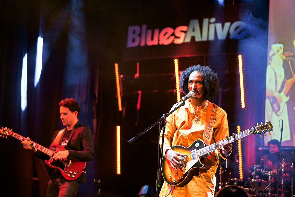 Blues Alive 2018 - Tamikres