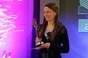 Sportovní hvězdou Deníku a nejlepší ženskou sportovkyní je dálková běžkyně Eliška Kainová.