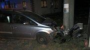 Nehoda v Bludově