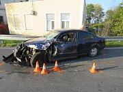 Nehoda u Bernartic