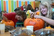 Ve Vile Doris připravují volnočasové aktivity pro děti jak na podzimní, tak na jarní prázdniny.
