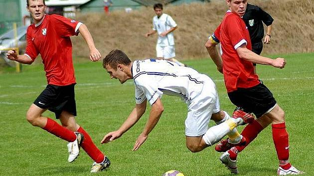 HFK Olomouc B proti Zlatým Horám