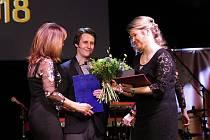 Slavnostní předání Cen města Šumperka za rok  2018
