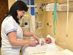 Zdravotníci Nemocnice Šumperk loni pomohli na svět 958 dětem.