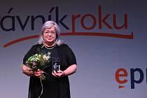 Advokátka Jana Hamplová z Mohelnice se stala Právničkou roku 2019 v oboru správní právo.