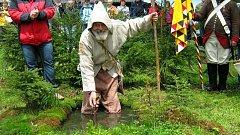 Odemykání mechových jezírek na Rejvízu. Ilustrační foto