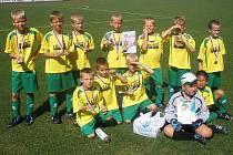 Vítězný tým Šumperku