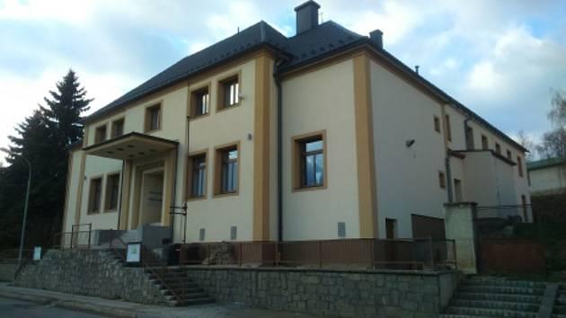 Katolický dům v Zábřehu.