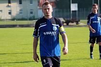 Lukáš Okleštěk se podílel na obou gólech Zábřehu proti HFK.