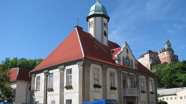Javornická radnice.