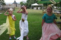 Pohádkový víkend na zámku v Úsově