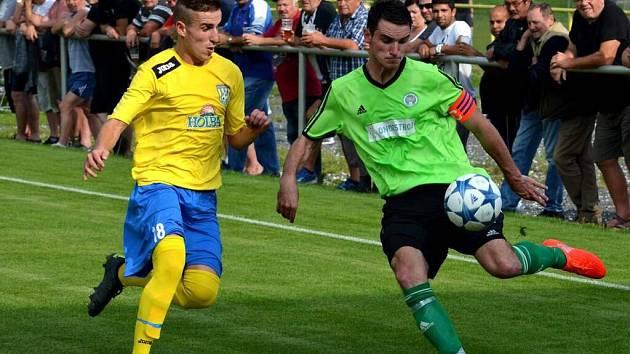 MOL Cup: Jeseník proti Šumperku