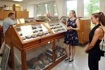Nové depozitáře Vlastivědného muzea Jesenicka