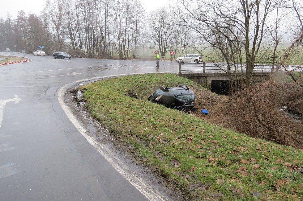 Nehoda u Vyšehoří