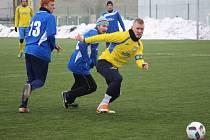 FK Šumperk – FK Letohrad 2:4 (0:2).