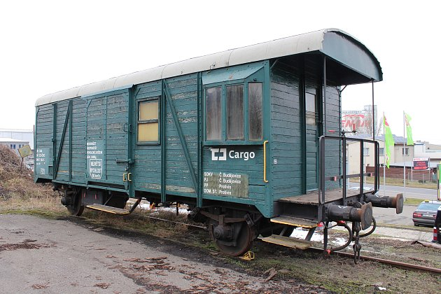 Nejnovějším přírůstkem železničního skanzenu u Lupěného se stane tento služební vagon.