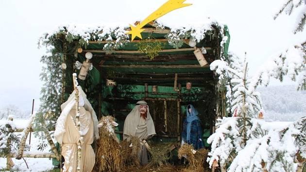 Betlém u Švédů v Rudě nad Moravou