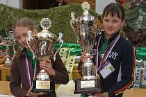 Vítězný tým malých záchranářů Helpík je z obce Rádlo.