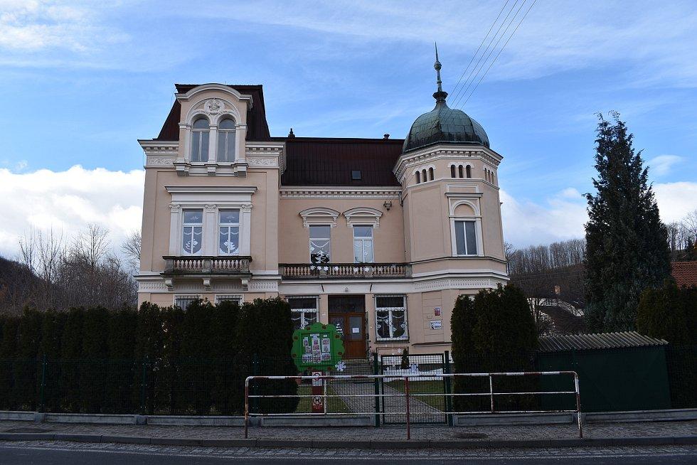 Město Javorník. Mateřská škola