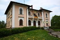 Vila Doris v Šumperku.