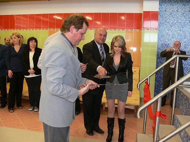 Nové wellness centrum v hotelu Dlouhé Stráně v Koutech nad Desnou