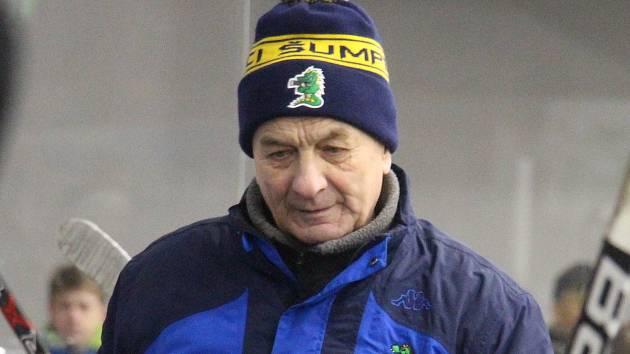 Trenér Jozef Zavadil