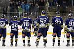 Šumperští hokejoví Draci. Ilustrační foto