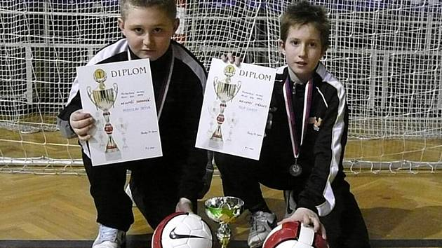 Šumperský Filip Cikryt se stal nejlepším střelcem turnaje se 12 góly, jeho spoluhráč Miroslav Skýva byl vyhlášen nejlepším gólmanem turnaje.