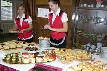 Hotelová škola Vincenze Priessnitze pořádá Den otevřených dveří (ilustrační foto).