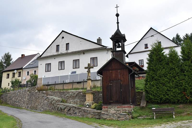 Oskava - Václavov.