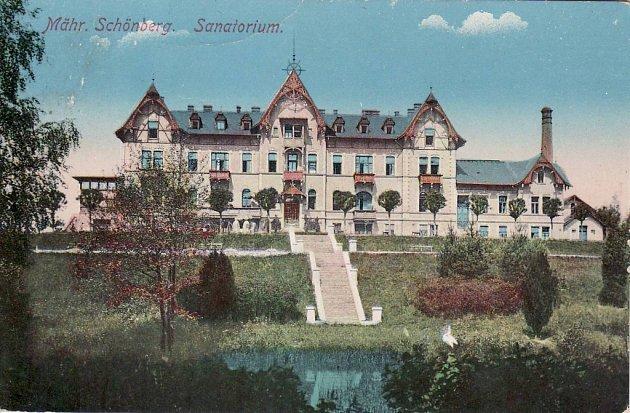 Šumperská Sanatorka.