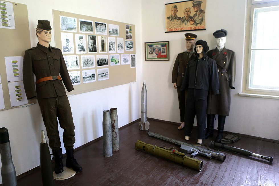 Vojenské muzeum Staré Město .