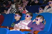 Cesta na Měsíc 3D je film nejen pro děti.
