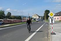 Na křižovatce ulic Žerotínova a Dolnostudénská se změnila přednost.
