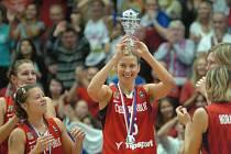 Ivana Večeřová vybojovala s českým národním týmem na mistrovství světa senzační stříbro