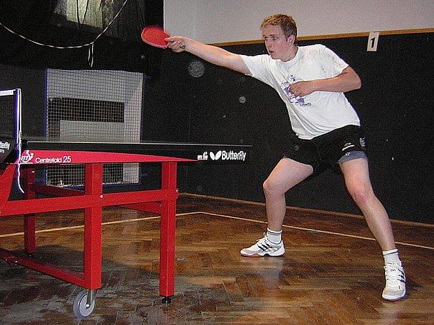 Vítěz mužské kategorie Jan Hojgr.