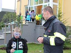 Oslavy výročí Střední odborné školy v Zemědělské ulici v Šumperku.