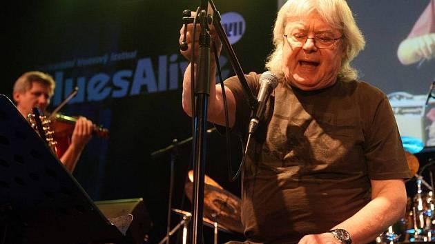 Vladimír Mišík na BluesAlive 2012