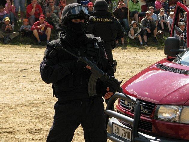 Zásahová jednotka mírovské věznice