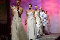 36. módní přehlídka Top Styl v Mohelnici – říjen 2012.