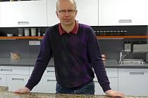 Pořadatel kurzů vaření v Zábřehu, kuchař Olin Bezchleba