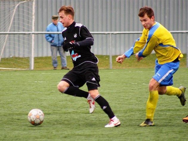 Šumperk versus HFK Olomouc.