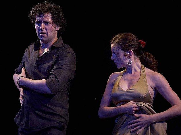 V Domě kultury Šumperk se představí Carmen ve Flamenco večeru