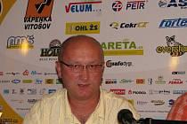Prezident klubu Vladimír Velčovský