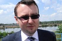 Ministr životního prostředí Pavel Drobil