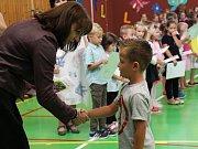 Zahájení školního roku v Základní a mateřské škole údolí Desné, pracovišti Rapotín