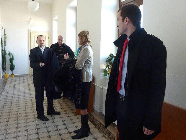 Před soudním jednáním v kauze Wanemi versus Zábřeh 25.1.2012